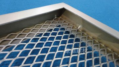 网状铝板2