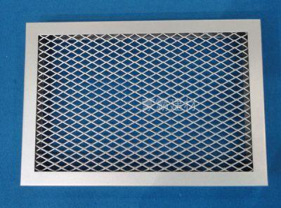 网状铝板3